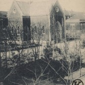 Capilla antigua del Hospital Militar