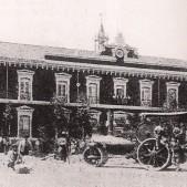 Pabellón de Gobierno del Hospital Militar (1903)