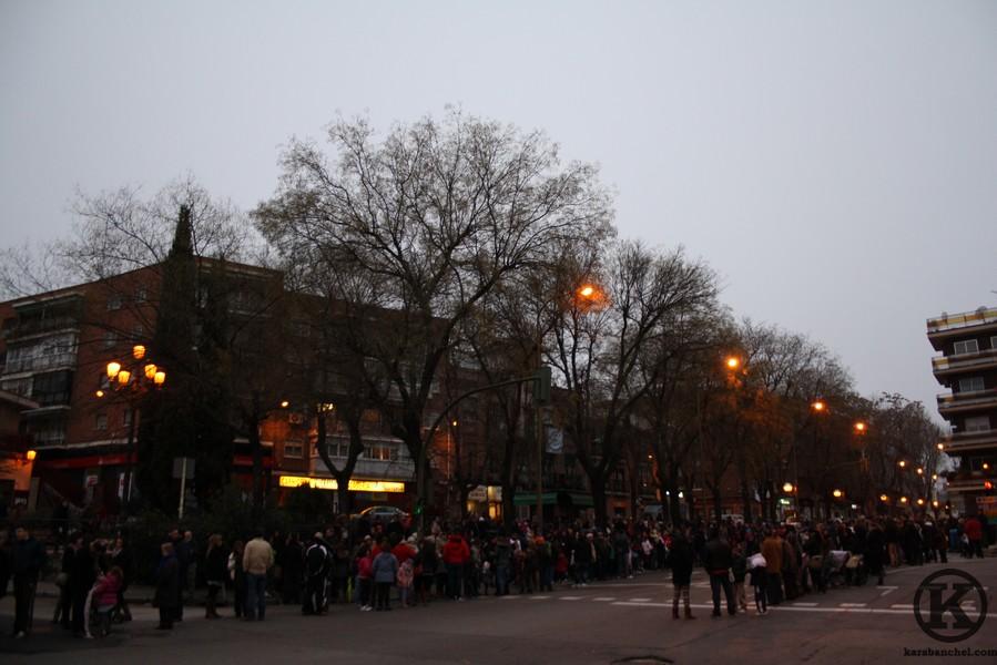 Cabalgata popular de Carabanchel 2014 (1/6)