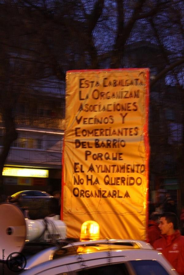 Cabalgata popular de Carabanchel 2014 (2/6)
