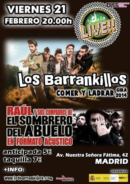 Barrankillos
