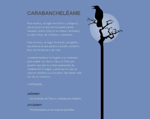 Carabancheléame