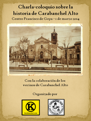 Charla Fco . de Goya