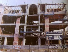 Construcción Casa de la Cultura (1982)