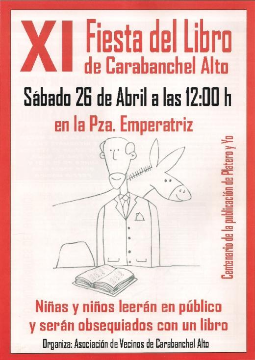 XI Feria del libro