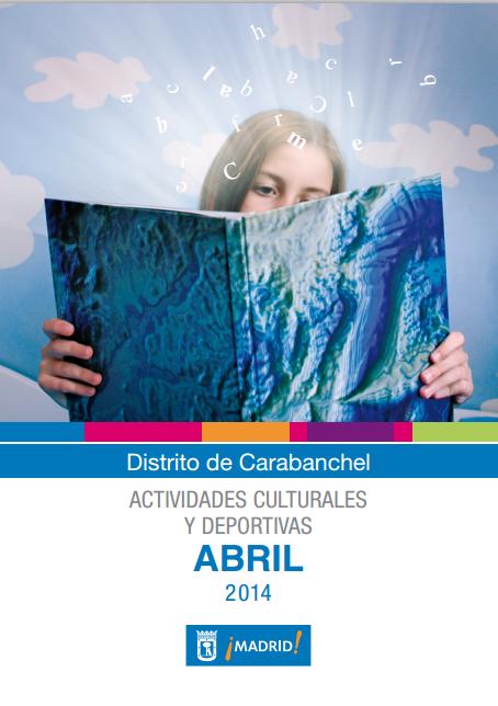 Abril 2014 Actividades Carabanchel