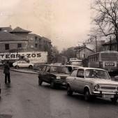 Actual Avda. de Carabanchel Alto (años 70)