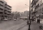 Calle Eugenia de Montijo (años 70)