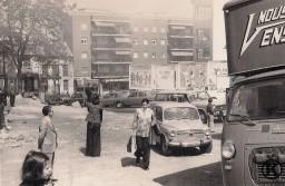 Plaza de la Emperatriz (finales años 70)