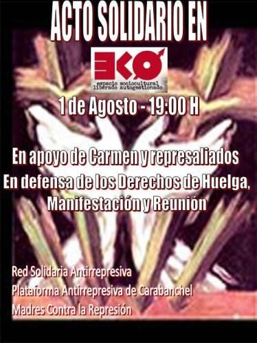 acto-solidario-eko carmen 15 M