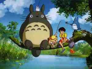 cine Anime biblioteca Luis Rosales miyakazi