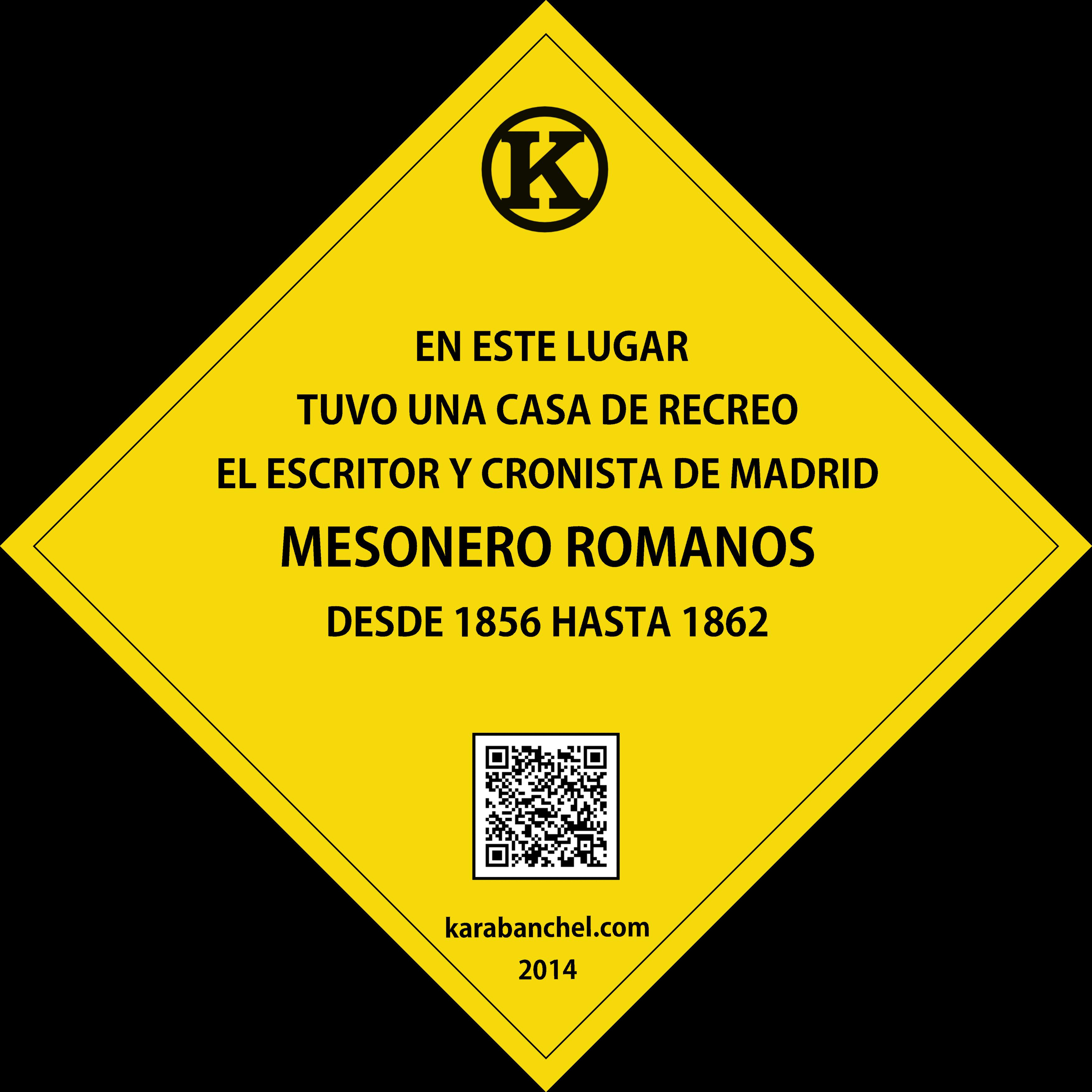 Casa de recreo de Mesonero Romanos | Karabanchel.com
