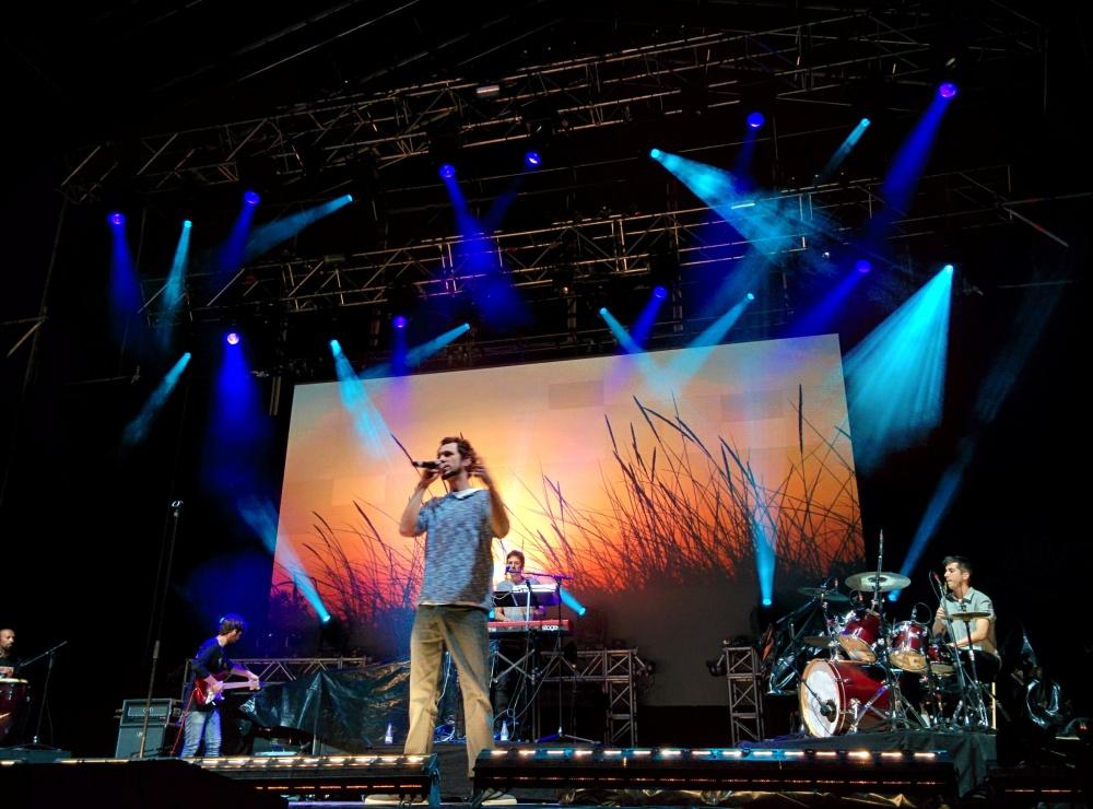 Fotos del concierto de Rosendo y Rodrigo Mercado en Las Ventas (2/6)