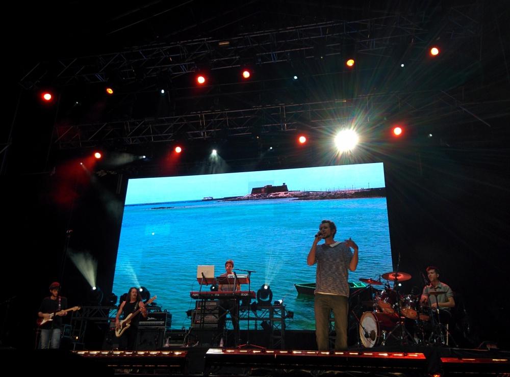 Fotos del concierto de Rosendo y Rodrigo Mercado en Las Ventas (3/6)