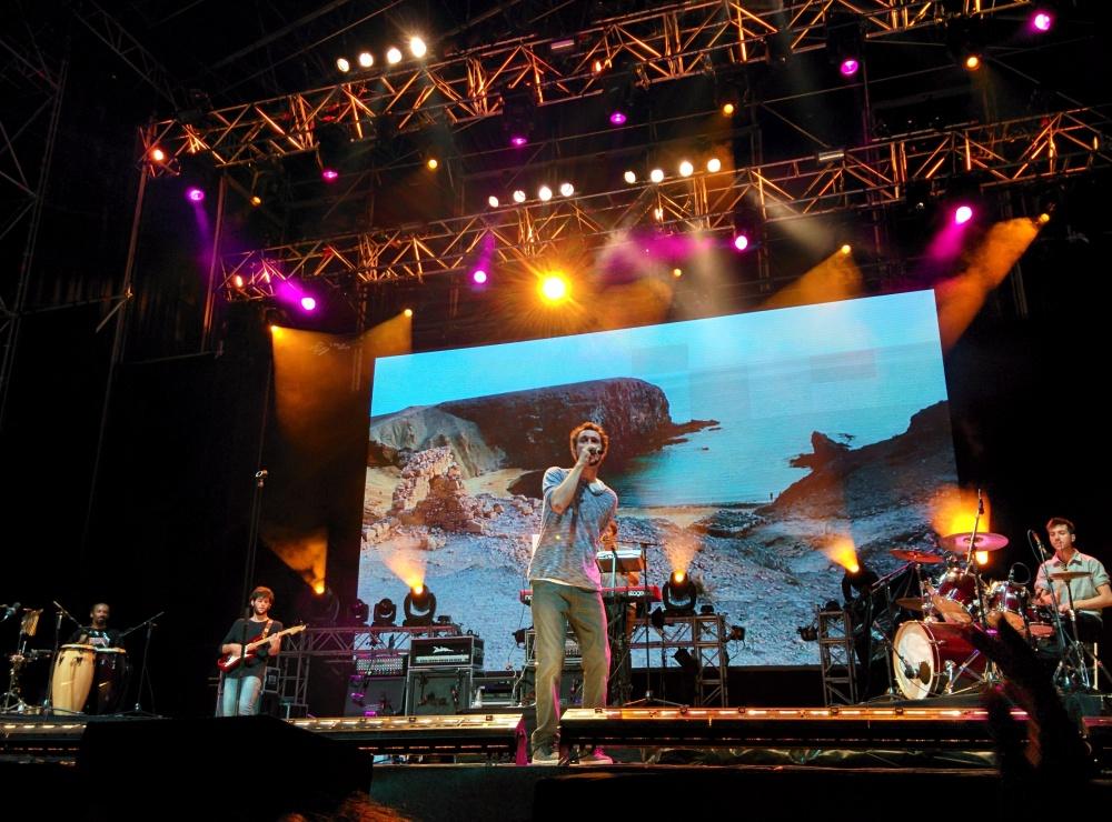 Fotos del concierto de Rosendo y Rodrigo Mercado en Las Ventas (4/6)
