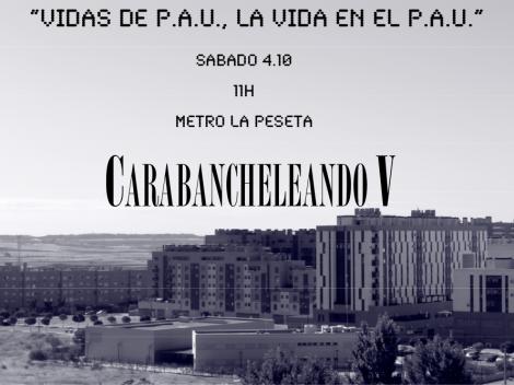 Carabancheleando V: paseo por el PAU de Carabanchel el 4 de octubre