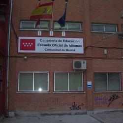 escuela oficial idiomas Carabanchel