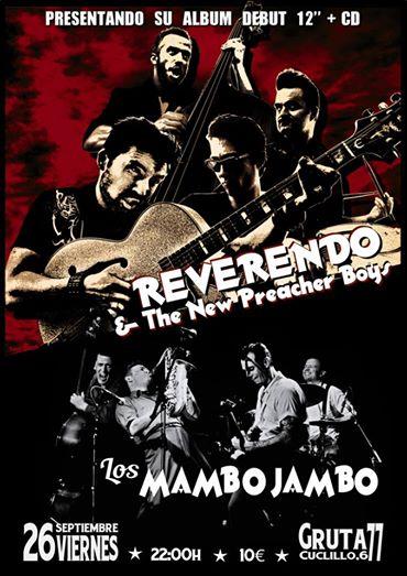 Mambo Jambo Gruta 77 26 septiembre