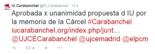 IU Carabanchel memoria de la cárcel