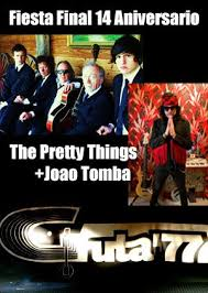 Pretty Things gruta 77