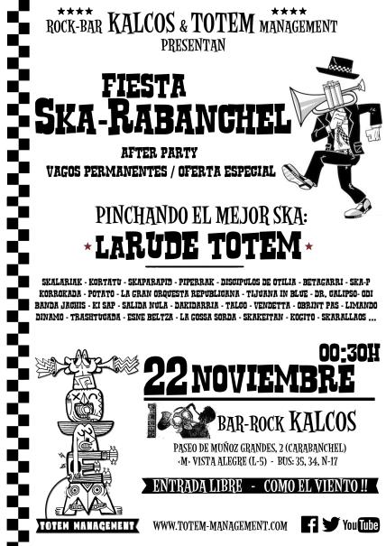 cartel skafinal Totem Management bar Kalcos Larude totem