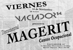 Estreno Doumental Magerit Centro Ocupacional Vaciador 34