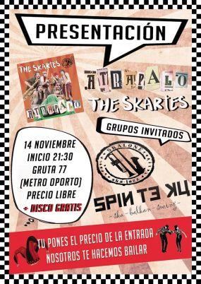The Skartes Spin the Ku Gruta 77