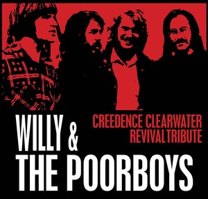 Willy and the Poor Boys tributo Creedence La Sala