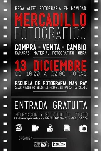 mercadillo Fotografico Carabanchel