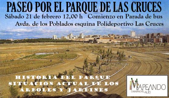 Cartel Paseo Parque de las Cruces-1