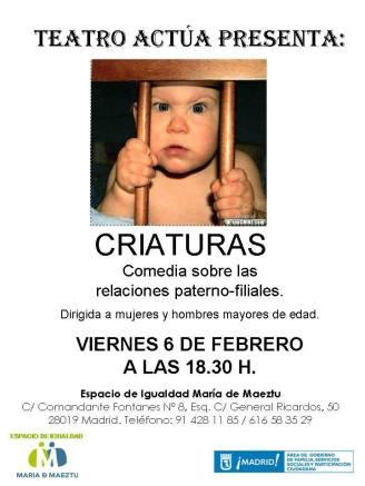 Teatro Espacio de igualdad María de Maeztu