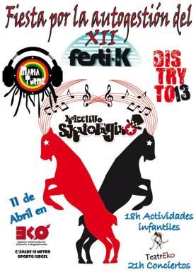 festi-k-fiesta 11 de abril EKO