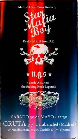 Star Mafia Boy-Cartel Gruta 30-05-15