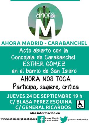 cartel-ahora-nos-toca-san-isidro-24-de-septiembre