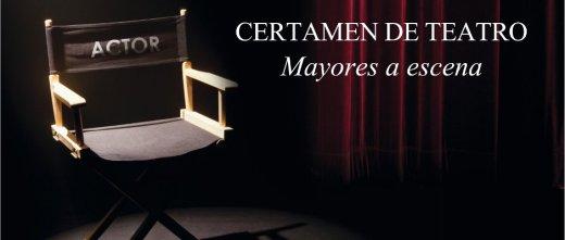 Certamen de teatro Mayores a escena en el C.C. Lázaro Carreter