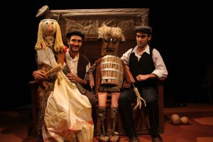 Teatro infantil en el Centro Cultural Oporto el 11 de octubre