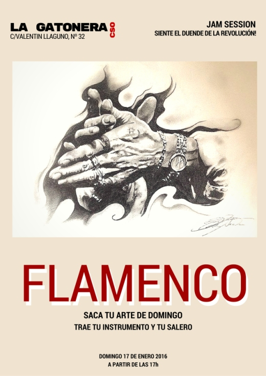 domingo-flamenco La Gatonera
