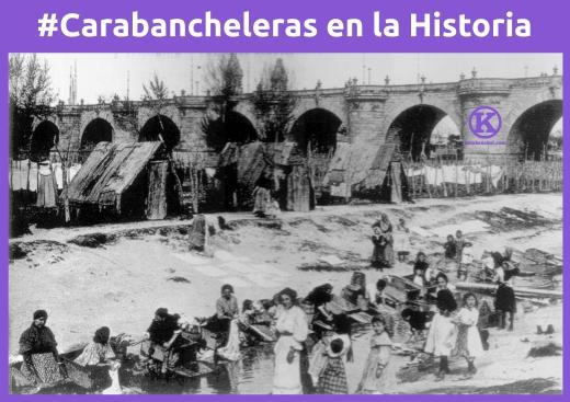 0. Cartel Carabancheleras en la Historia