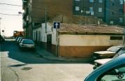 Calle Carpio y Torta, casa de Sr. Baldomero y Sra. Eugenia (2002)