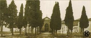 Patio de San Miguel del Sacramental de San Justo (1942)