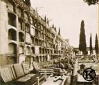 Patio de Santa Gertrudis del Sacramental de San Justo (1942)