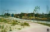 Primera parque de la Peseta, calle Los Morales (2002)