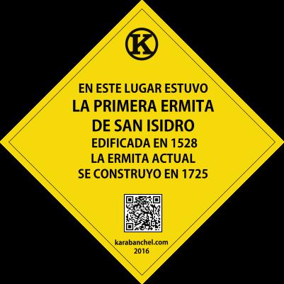 Placa 31. Ermita de San Isidro