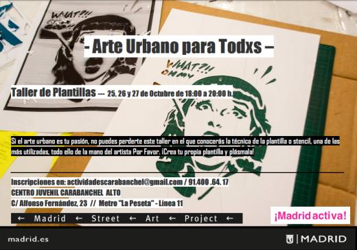 taller-de-plantillas-ciclo-de-arte-urbano-carabanchel