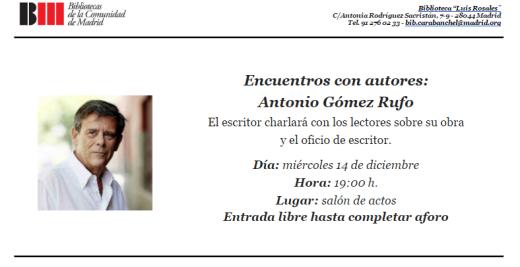 encuentro-con-el-autor-antonio-gomez-rufo-el-14-de-diciembre-en-la-biblioteca-luis-rosales