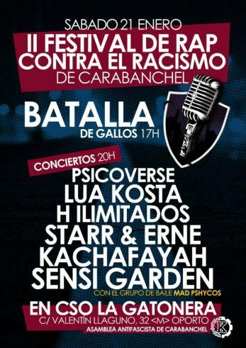 ii-festival-de-rap-contra-el-racismo-el-21-de-enero-en-la-cso-la-gatonera