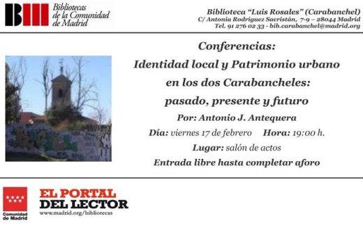 conferencia-identidad-y-patrimonio-urbano-de-los-carabancheles-el-17-de-febrero-en-la-biblioteca-luis-rosales
