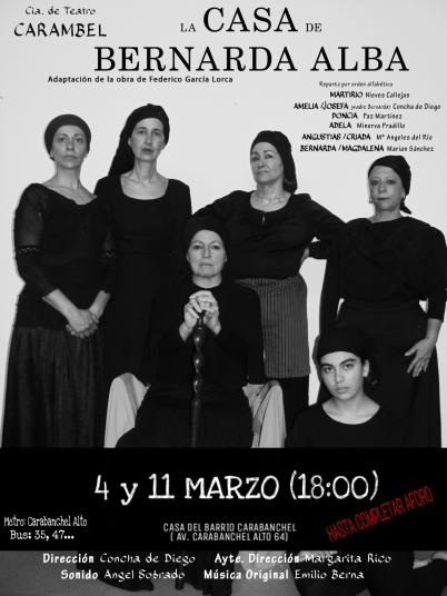 Teatro La Casa de Bernarda Alba