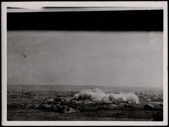 Barrio del Terol - Carabanchel Bajo. Mina volada al enemigo (5 de abril de 1938) 2-001