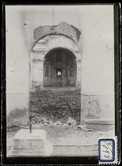 Carabanchel Bajo. Iglesia destruida por los bárbaros marxistas-001